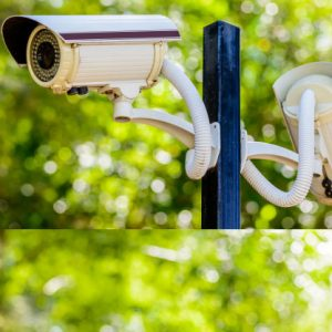 Caméras de surveillance extérieure