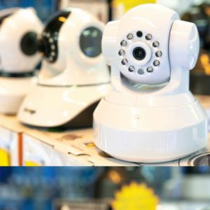 Caméras de surveillance intérieure